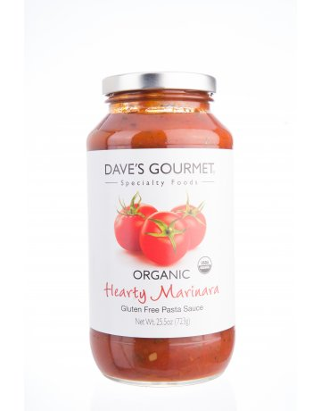 DG. Hearty Marinara (Organic) 723g