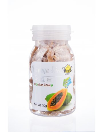 AJ. Papaya Slice 白木瓜絲 (4800)