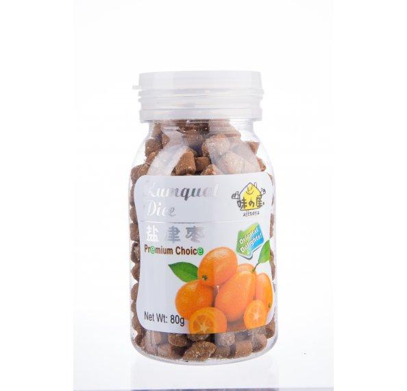 AJ. Kumquat Dice (4705-80g)