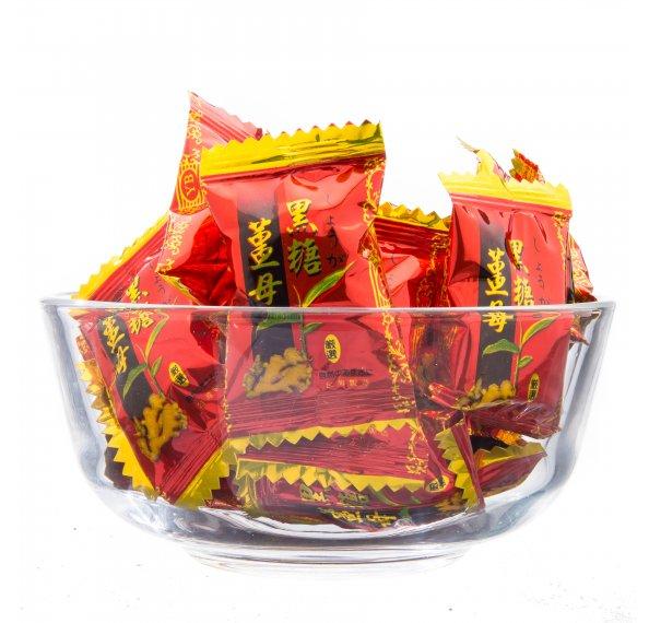 Candy Brown Sugar Ginger 黑糖姜母糖 (2035-94)