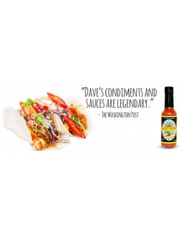 DG. Ghost Pepper (Naga Jolokia Hot Sauce) 142g